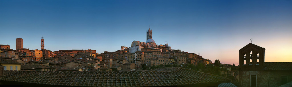 Siena panorama modificata