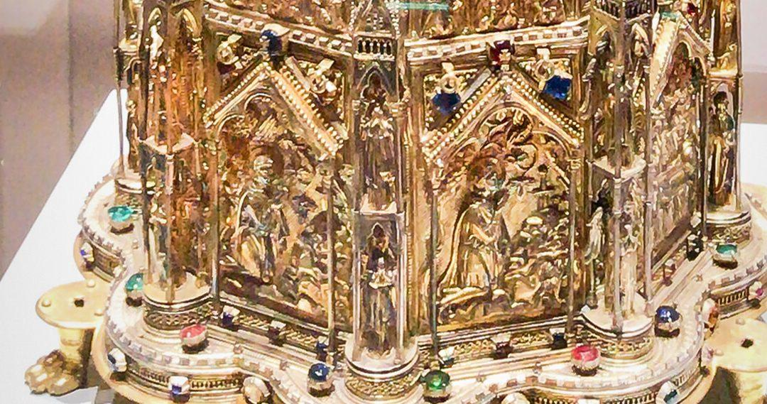 A visit to the Abbey of San Galgano and its precious reliquiary