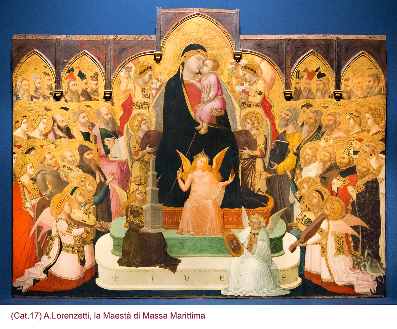 "The House of Duccio: discovering the workshop where the ""Maestà"" was painted"