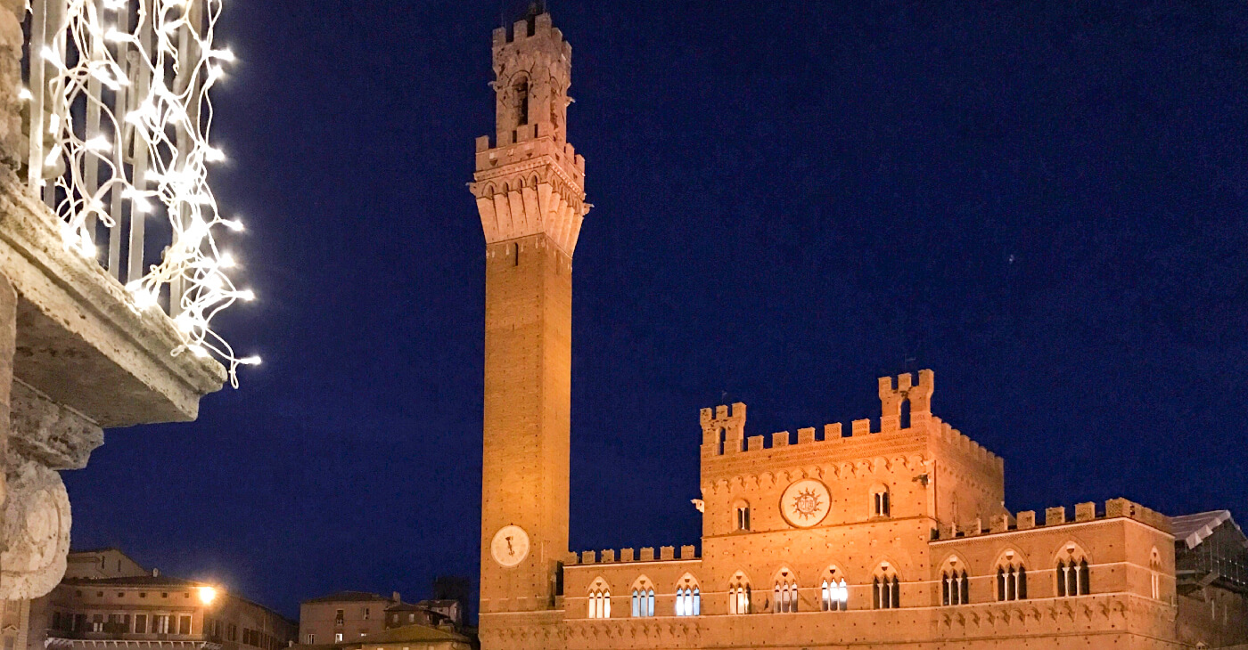 The events you can enjoy in Siena on occasion of the New Year's Eve