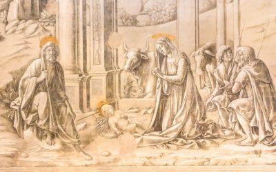 The Adoration, the unknown masterpiece of Sant'Agostino in Siena