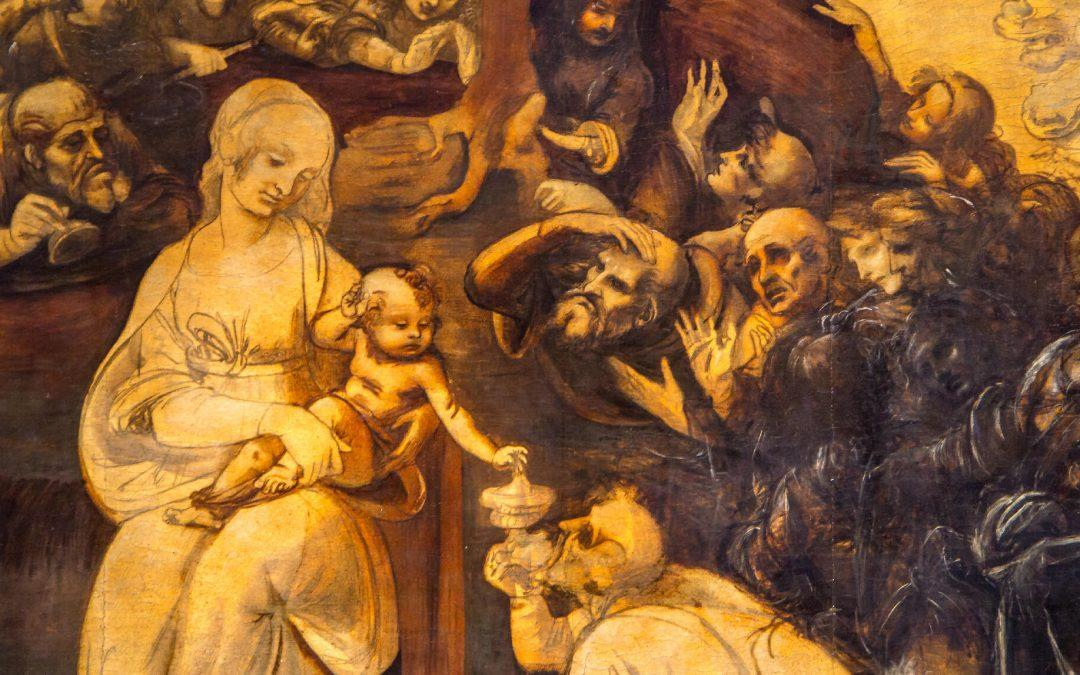 Commemorating the 500th anniversary of Leonardo da Vinci's death