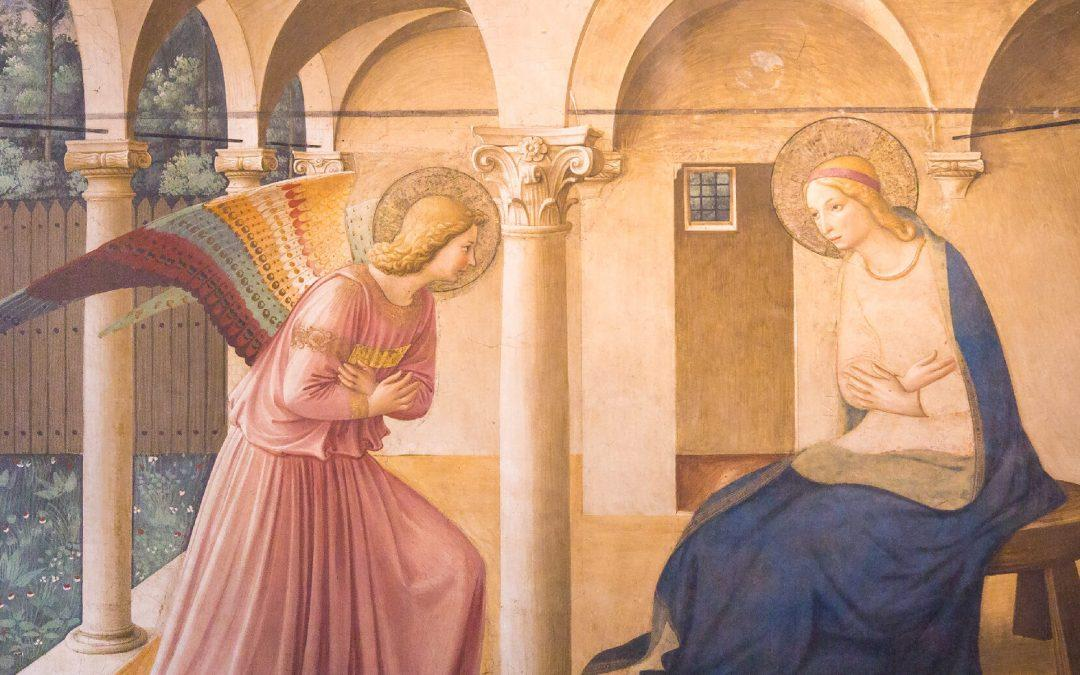 The 'unpublished' Angelico presented by Timothy Verdon in San Marco