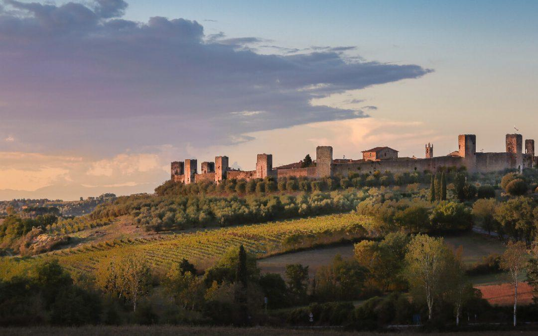 Monteriggioni, an unmissable castle to discover in Tuscany