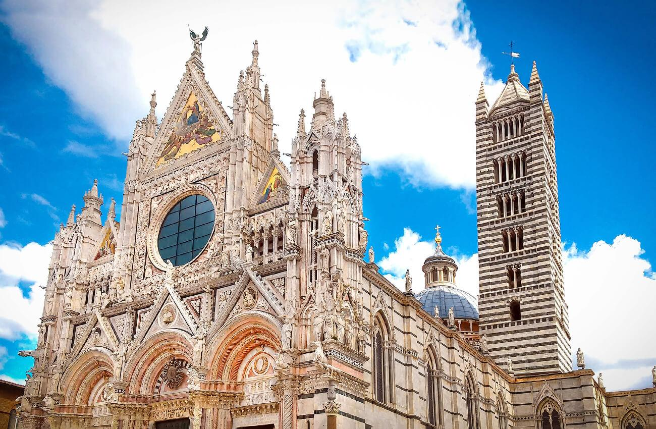 what to see siena