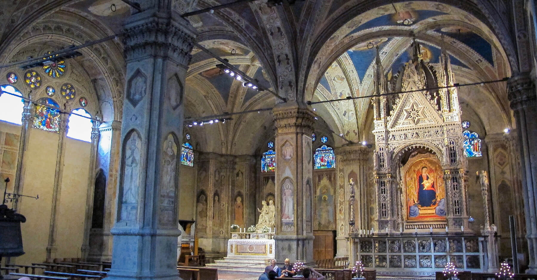 church orsanmichele florence