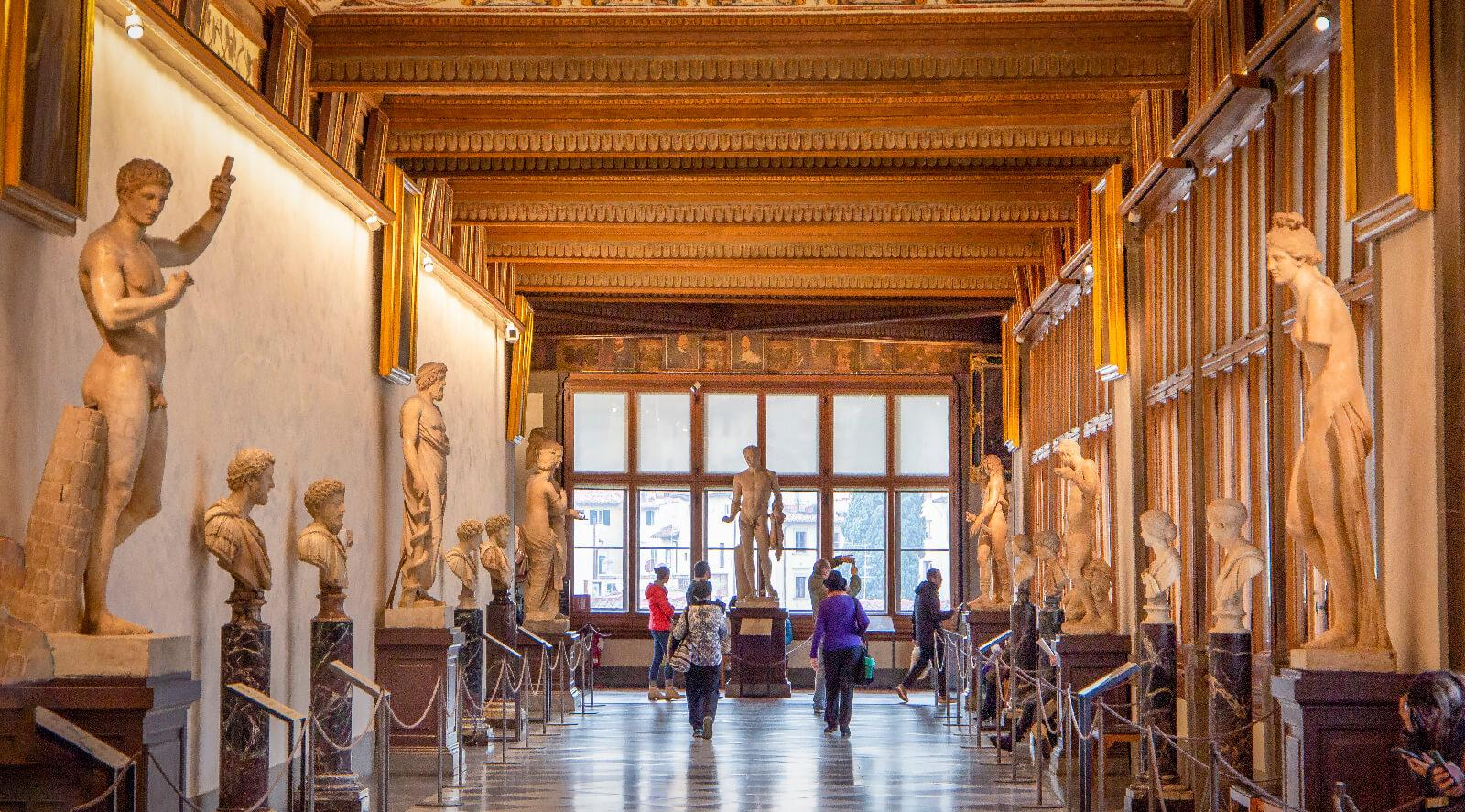 uffizi private guided tour