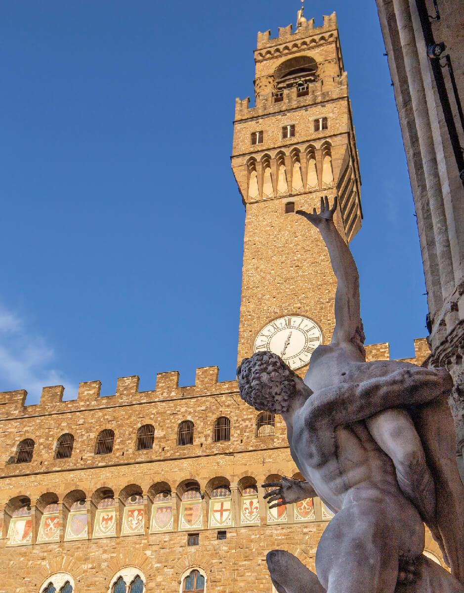walking tour de florencia