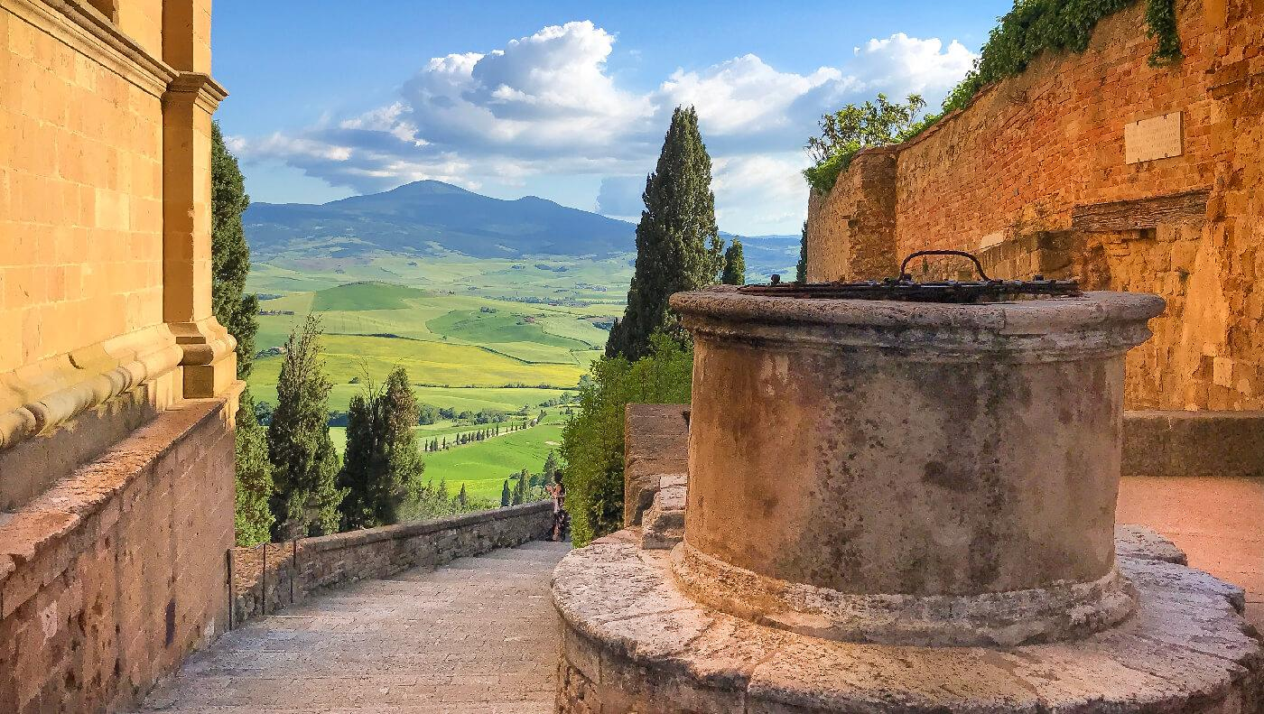 Guided Tour Val d'Orcia