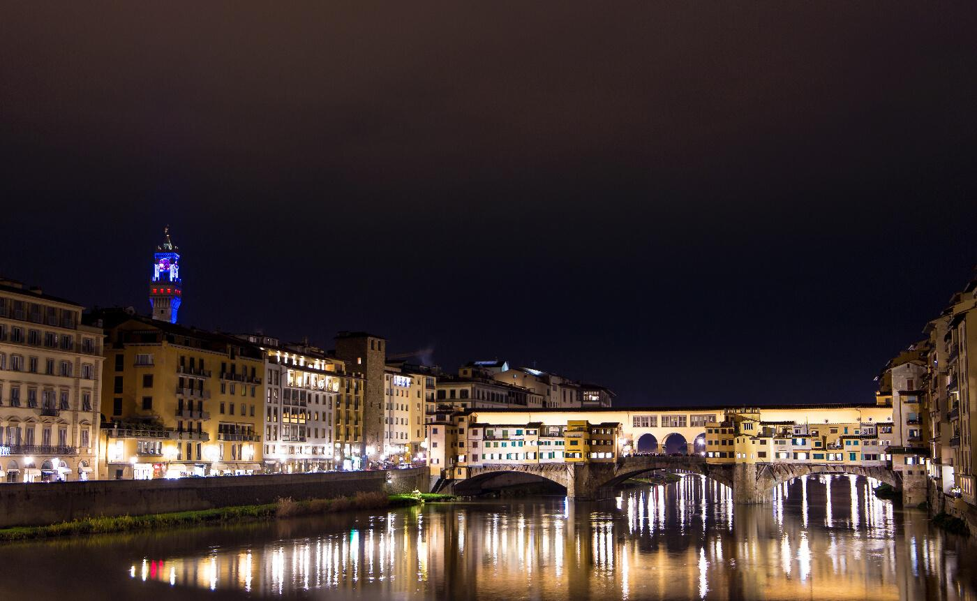 florence by night tour
