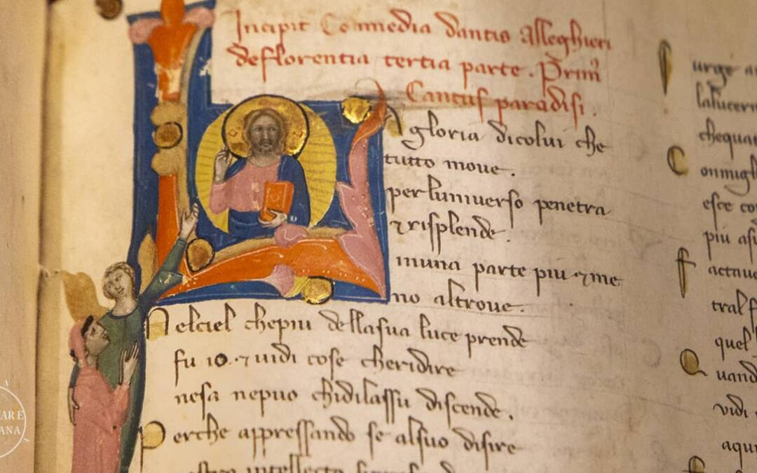 Let's discover the wonderful exhibition dedicated to Dante at the Bargello